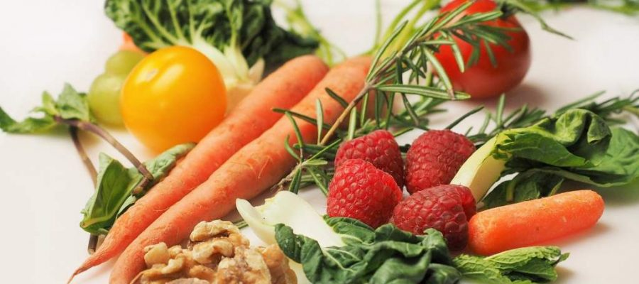 Zdrava prehrana in demenca